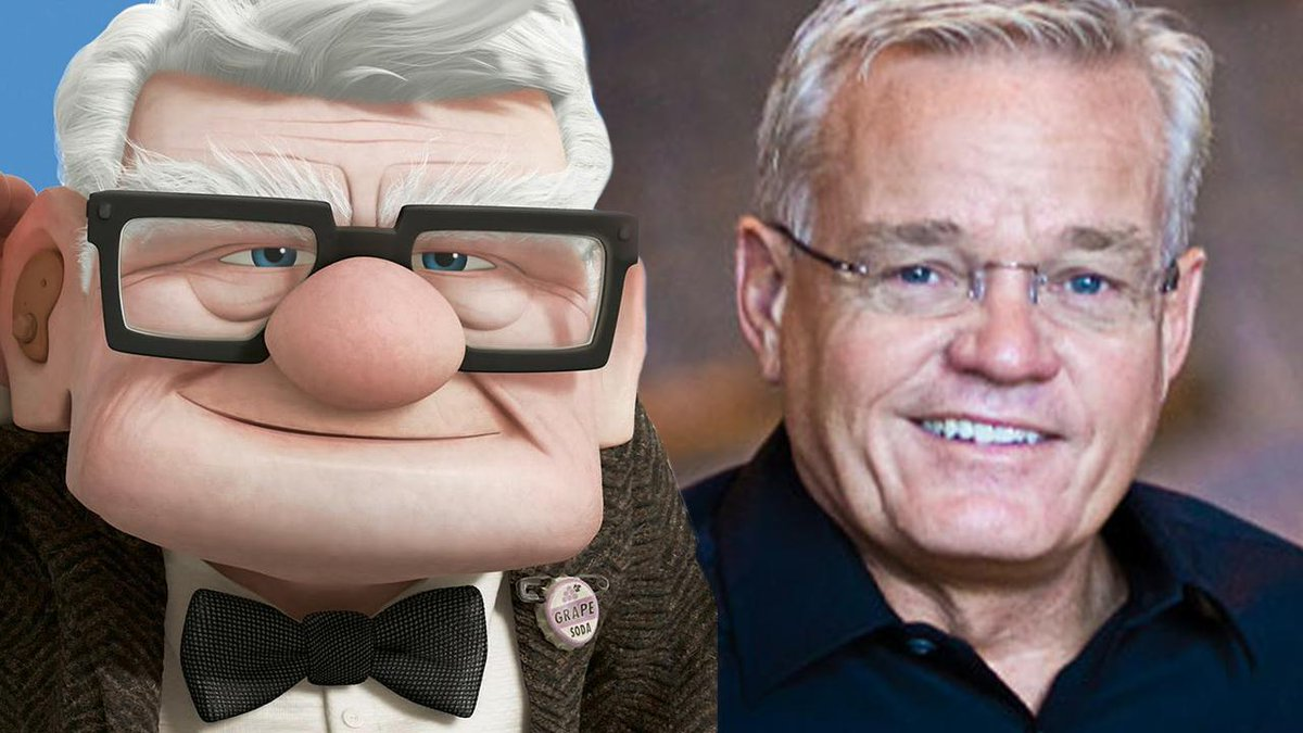 Carl from 'Up' and @billhybels. Uncanny. Great job @edcatmull. #GLS15 http://t.co/S6cPoHffcH