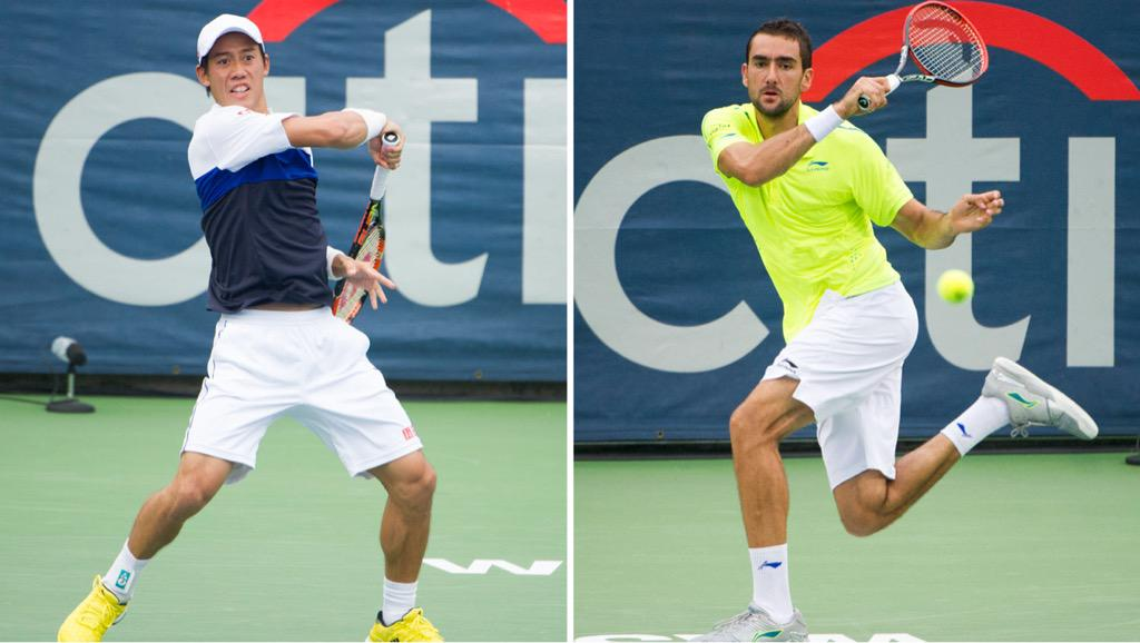 #CitiOpen will have a rematch of the @usopen final between @keinishikori & #Cilic tomorrow! http://t.co/6ieOmAcsgc http://t.co/hmNw7LCHmL
