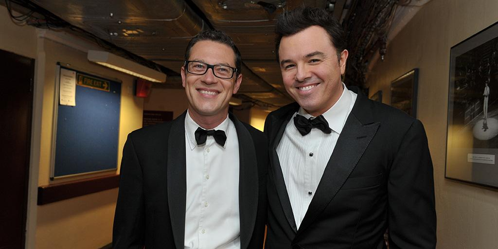 The Voice. Ol' Blue Eyes. John Wilson & @SethMacFarlane celebrate the genius of Frank Sinatra http://t.co/CCe2dTpxMq http://t.co/egFkL0pkhC