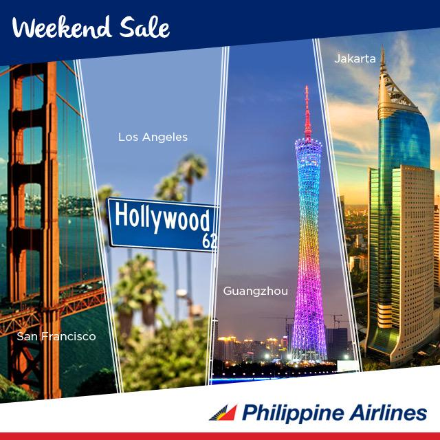 Travel to these destinations at a discounted price with our Weekend Sale! Learn more