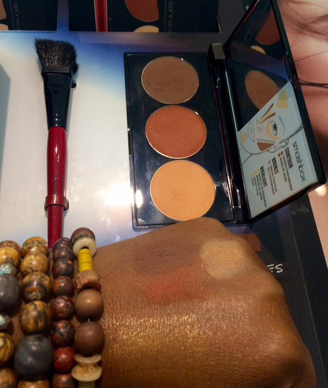 Finally a makeup brand got it right for us brown girls. Luv @smashbox new contour palette @Sephora http://t.co/PPWdIqdIj2