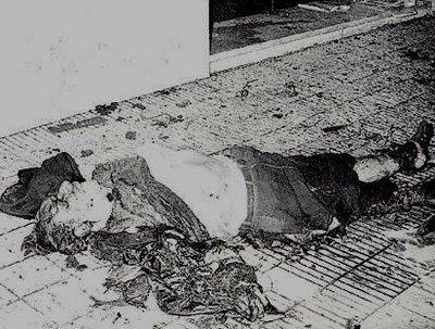 Es difícil dimensionar las muertes que pasaron por las manos de #manuelcontreras, y no, no son como en las películas http://t.co/81gtU79RVs