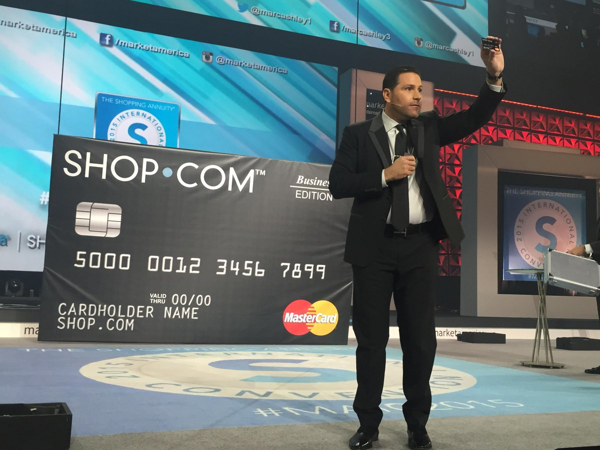 Do you have your new http://t.co/PEghnjgEly Business Edition MasterCard? #MAIC2015 @shopcom http://t.co/5vvt7c4vDs