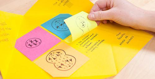 Study tip: How-to remember more with foldables. #Postit http://t.co/hU0TkHp4JO http://t.co/sXUmkc423U