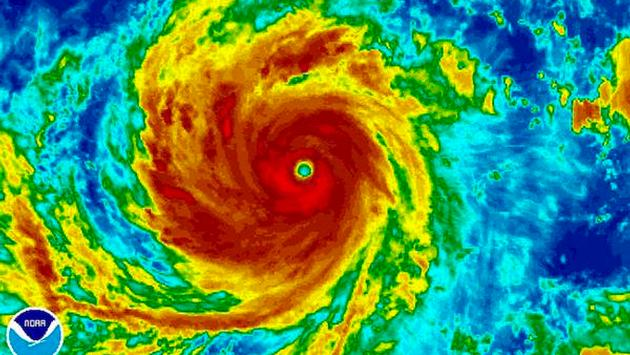 Typhoon Soudelor Snarls Air Travel in Taiwan, China