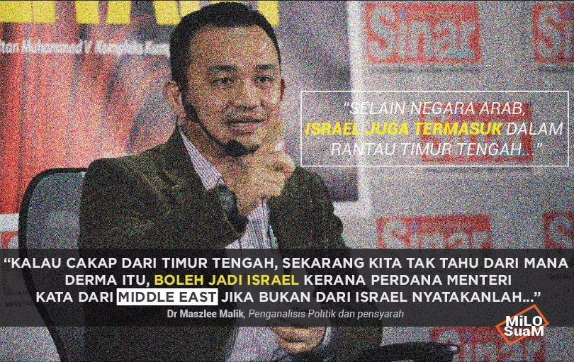 Dr Timur Tengah? Israel ke? http://t.co/JXlJG3is6q