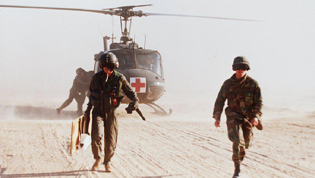 the characteristics of the desert storm as a limited war Limited hospital mobility, and the evacuation of casualties was hampered by long through the ground war phase of operation desert storm support this.
