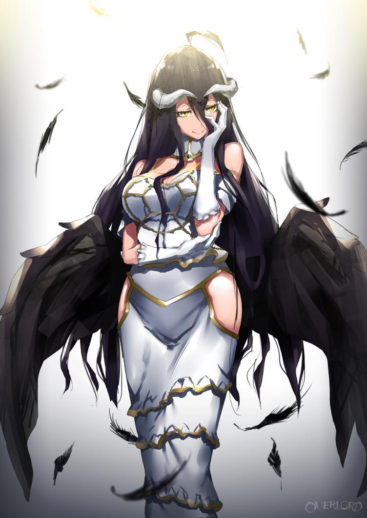 †至高の御身の前に†#overlord_anime