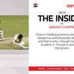 A chapter on close-in fielding in #TheInsider with @ESPNcricinfo & @HarperCollinsIN Preorder http://t.co/AmCvCZL8MC http://t.co/lpyOzqWu52