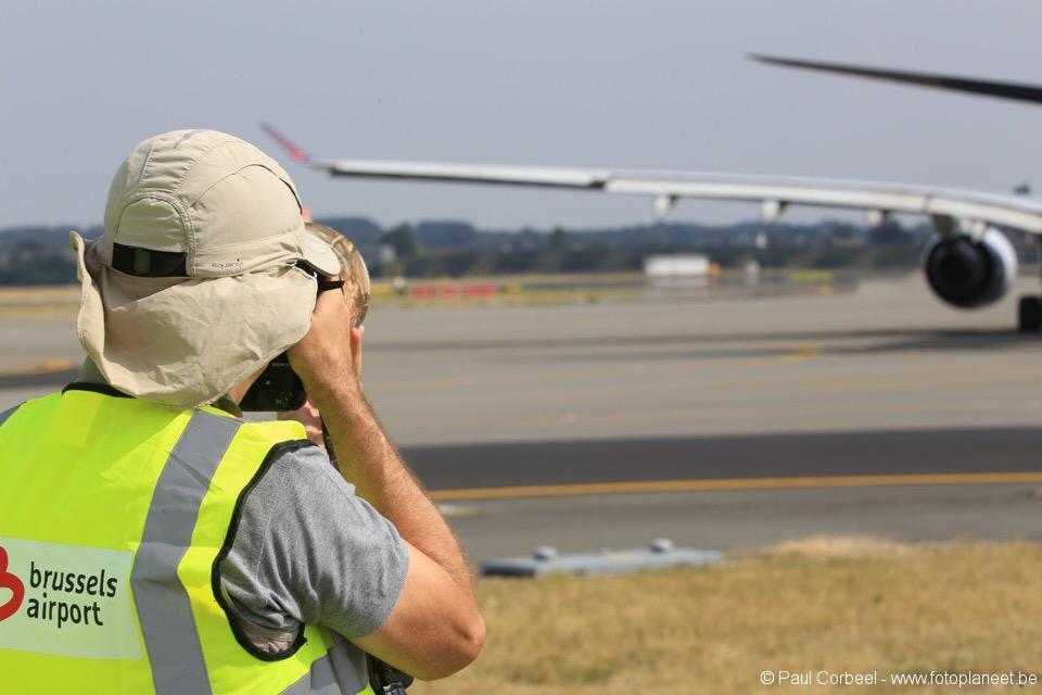 RT @Fotoplaneet: Spottersday Brussels AirPort @BrusselsAirport SNRackham @FlyingBrussels