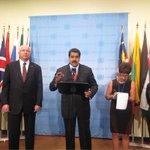 #EsequiboVenezolano   ONU enviará comisión a Venezuela para promover el Buen Oficiante http://t.co/3RMSkVUf1t http://t.co/dtUGfChxvP