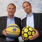 Fußball meets Basketball: Der @BVB und ALBA BERLIN sind jetzt offizielle Kooperationspartner. https://t.co/y6CvBBP8rt http://t.co/ccCrt4O95J