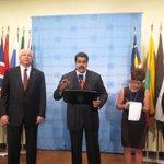 #EnFotos | Así se desarrolló la visita del presidente @NicolasMaduro a la sede de la ONU https://t.co/LX0rphOGDb http://t.co/lEWT0kXkgN