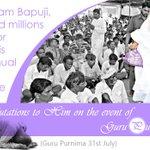 Irrespective of religion, caste or creed, Asaram Bapu Ji has gladly served them all. #MyGuruPurnimaWith_बापूजी . http://t.co/znIMtnJ7B9