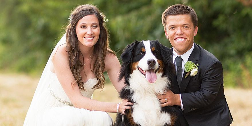 How Zach Roloff got over his biggest wedding day fear (the first dance!) @TLC