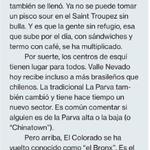 """""""El Colorado se ha vuelto como El Bronx"""", vía @La_Segunda http://t.co/Fucsrg2h8D"""