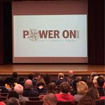 Excited to #PowerOnVB at the administrators conference! @VAeducatorRJW @BeachSupe http://t.co/fqwVBqZ7lR