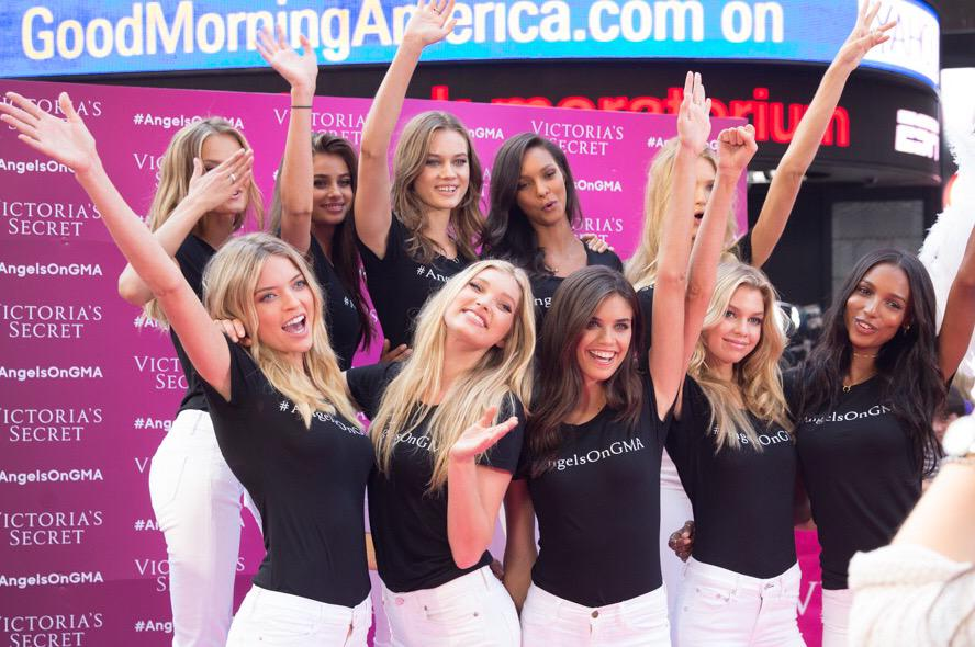 TUNE IN: #TheNewestAngels are about to be on @GMA! ???? http://t.co/SxBlhOqRq8
