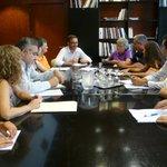 Reunió de feina grups municipals @ajuntpalma amb EAPN-Illes Balears pel Pacte Municipal per a la Inclusió Social http://t.co/OSru2dwBTY