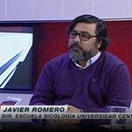 AHORA | Javier Romero se refiere al aumento de cuadros de estrés en el último año http://t.co/iT0vRtyzb2