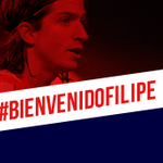 "Lets goo!!!!! Acuerdo con el @ChelseaFC para el traspaso de @filipeluis: http://t.co/fiONNOVuAC #BienvenidoFilipe http://t.co/VopvEkFI4m"""