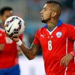 Vidal supera los exámenes médicos y será presentado en casi una hora más en Bayern Munich » http://t.co/h4q8LpmTVF http://t.co/2G0QOihjEY
