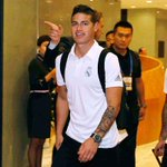We are in Shanghai! Hala Madrid! #RMTour2015 http://t.co/9u8155Thpl