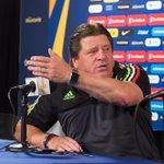 Continuidad de Miguel Herrera en mi @miseleccionmx se discute hoy en la Federación Mexicana de Futbol http://t.co/k8MWpPGPLa