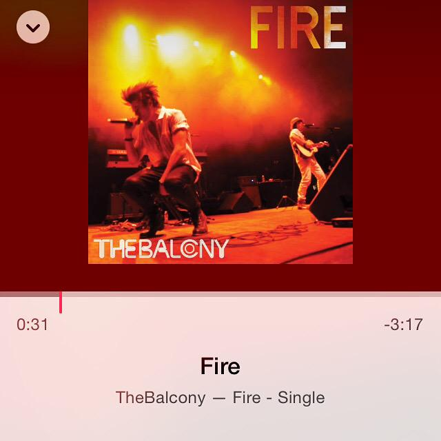 @wesleystromberg the song fire is the only song I played all yesterday and today it's that awesome so proud of you http://t.co/vQXXPeqm4S