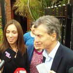 "@mauriciomacri en #laplata ""defienden un sistema de votación arcaico. Tienen miedo"" @radioulaplata @radioulaplata http://t.co/bfam5z2BgI"