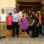 Inaugurada lOficina Antidesnonaments. Avançam! :) http://t.co/Qd4OfJzUtL