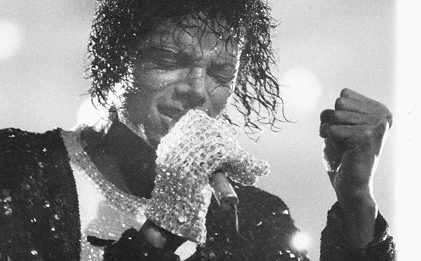 The starting bid for Michael Jackson's white glove is pretty crazy:
