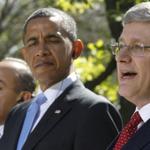 Harpers spying on allies prompted Obama's opposition to Keystone pipeline #cdnpoli #tarsands http://t.co/9yA0JXmgAk http://t.co/dnbzydJx01