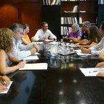Les polítiques socials una prioritat del govern #Palma, avui Pacte Inclusió Social i Oficina Antidesnonaments. http://t.co/Xy6DeaPKcq