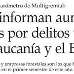 Gracias Bachelet ! ...Gracias Ministro Burgos ! ...con ustedes en la Moneda, en la Araucanía gobierna el terrorismo http://t.co/B6UwFe1QLo