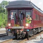 Norfolk Southern, Operation Lifesaver team up to educate #Charleston on train track safety. http://t.co/zaI9igZPCv http://t.co/ayDoZJBiXi