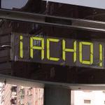 Los termómetros de las calles extremeñas se indignan ante las altas temperaturas. http://t.co/pQdyCblQ3I