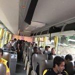 Rumbo a #Machala ! #vamosidolo #BSC #MachalaesAmarillo http://t.co/wPCM87LDZT