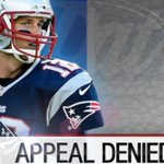Bradys agent says upholding 4game suspension is deeply disappointing FULL STATEMENT: http://t.co/RZR6UZIDbF #FOX25 http://t.co/At3gMabrli