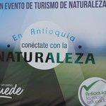 Antioquia es muy linda. Cómo hacemos de nuestra naturaleza una gran riqueza? El turismo es un reto y gran oportunidad http://t.co/e1USVI4LJI