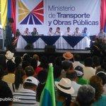 "#VíaColimesOlmedo @MashiRafael: ""@ObrasPublicasEc a intervenido en más de 8.500 km de carreteras"". http://t.co/kdG6oeYaUx"