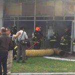 Simulacro de incendio se convierte en emergencia real en Antofagasta→ http://t.co/UT4U2UHmqt http://t.co/muC068Dahb