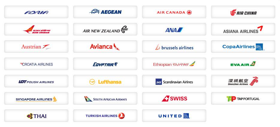 Do you have enough miles? Redeem for Star Alliance flights to your destination! Check Routes: