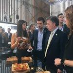 Inauguramos #Colombiamoda2015 en Medellín. El mundo reconoce el talento y la innovación de nuestro sector textil. http://t.co/1oPm5gQ3q0