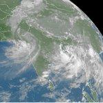 Latest Satellite Image of Nepali Sky (NPT=UTC+5.45) [Auto tweet] #Weather: http://t.co/X1fEYdVqoo #SatImage #Nepal http://t.co/vqs4IaDqKd