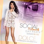 Sexiest Day Party of the Summer Sunday August 9th at Dolce (Elizabeth, NJ) #TheSocialNetwork http://t.co/56sJak1jeX