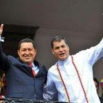 Pdte. @MashiRafael recuerda a Chávez: Un privilegio compartir su lucha ¡Hasta siempre! http://t.co/pblBK8uxVT http://t.co/XngEnYEX2o