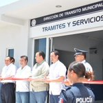 @betoborge y @MauricioGongora inauguraron el módulo de licencias de Tránsito @GobSolidaridad #22Aniversario http://t.co/ILR3Ins0Pk