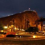 Morro de #Arica , capital de la provincia de Arica y Parinacota #Chile http://t.co/RsWPydMH2S
