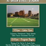 No better way than to celebrate Aug 1st Fall Sports w/ Green Street re-opening! @STVMFootball @STVMCheer @bknightatc http://t.co/e9mM8gadGl